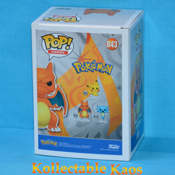 Pokemon - Charizard Pop! Vinyl Figure