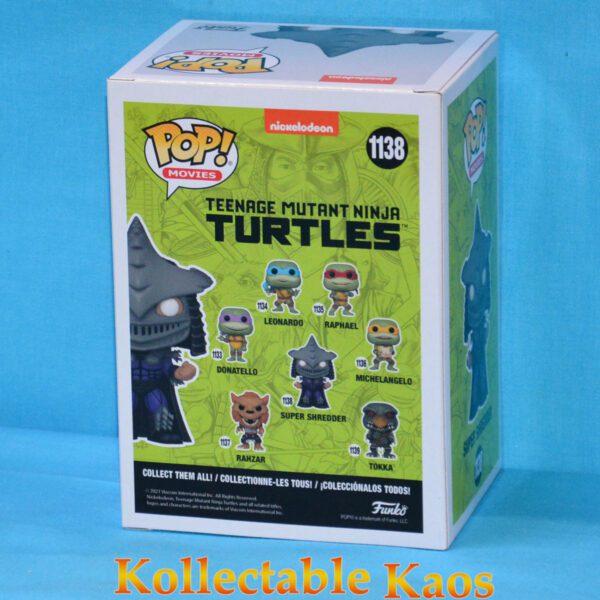 Teenage Mutant Ninja Turtles II - Super Shredder Pop! Vinyl Figure