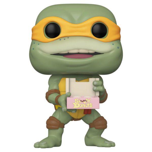 "Teenage Mutant Ninja Turtles II - Michelangelo 10""(25cm) Pop! Vinyl Figure"