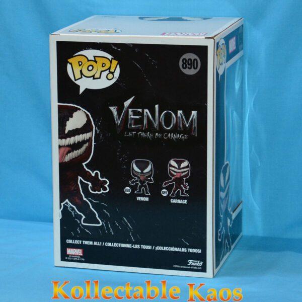 "Venom 2: Let There Be Carnage - Carnage 25cm(10"") Pop! Vinyl Figure"
