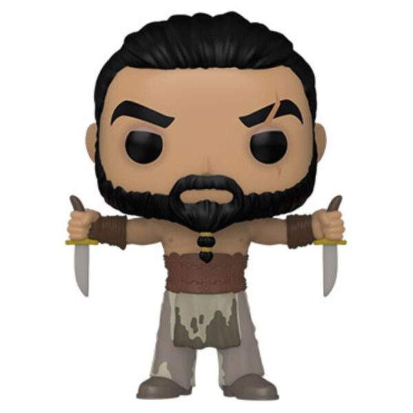 A Game of Thrones - Khal Drogo with Daggers 10th Anniversary Pop! Vinyl Figure