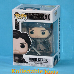 A Game of Thrones - Robb Stark with Sword 10th Anniversary Pop! Vinyl Figure