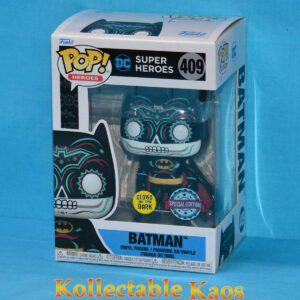 Batman - Batman Dia De Los DC Glow in the Dark Pop! Vinyl Figure