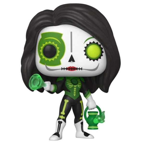 Green Lantern - Jessica Cruz Dia De Los DC Pop! Vinyl Figure