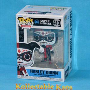 Batman - Harley Quinn Dia De Los DC Pop! Vinyl Figure