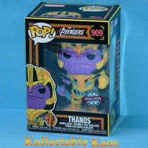 Marvel - Thanos Blacklight Pop! Vinyl Figure