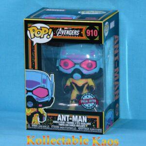 Marvel - Ant-Man Blacklight Pop! Vinyl Figure