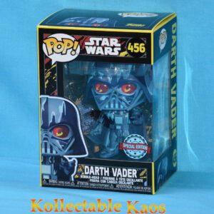 Star Wars - Darth Vader Retro Series Pop! Vinyl Figure