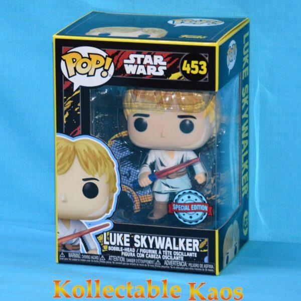 Star Wars - Luke Skywalker Retro Series Pop! Vinyl Figure