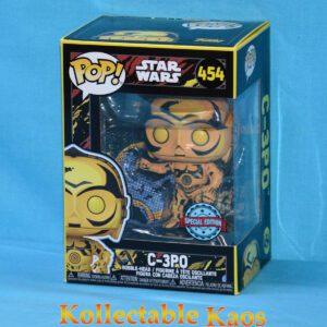 Star Wars - C-3PO Retro Series Pop! Vinyl Figure