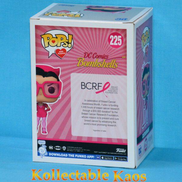 DC Comics Bombshells - Catwoman Breast Cancer Awareness Pop! Vinyl Figure