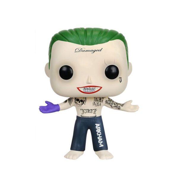Suicide Squad - Joker Shirtless Pop! Vinyl Figure