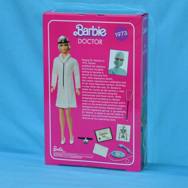 Barbie Signature - 1973 Doctor Doll Repro