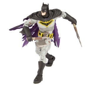 """DC Multiverse - Batman Heavy Metal Battle Damaged 7"""" Scale Action Figure"""