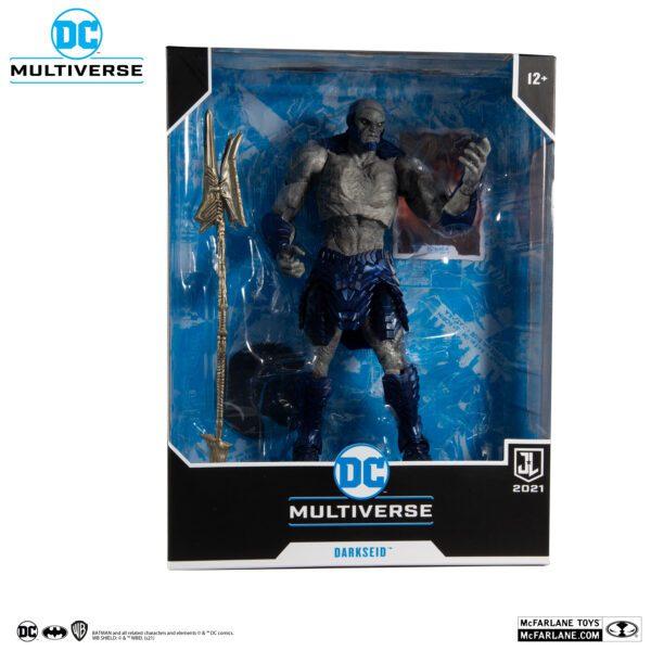 "DC Multiverse - Justice League Movie - Darkseid Megafig 10"" Action Figure"