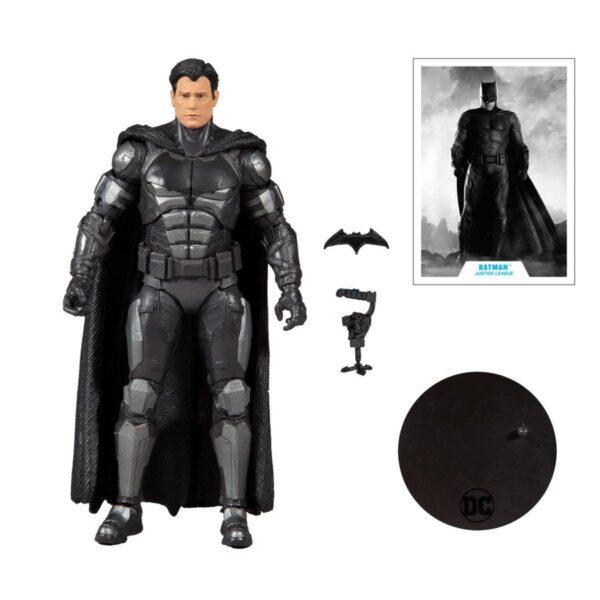 """DC Multiverse - Justice League Movie - Bruce Wayne 7"""" Scale Action Figure"""