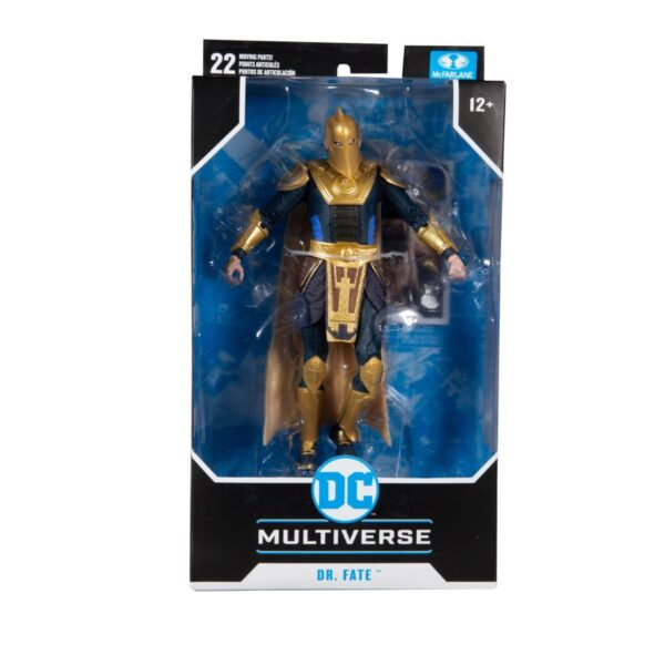 """DC Multiverse - Injustice 2 - Dr. Fate 7"""" Scale Action Figure"""