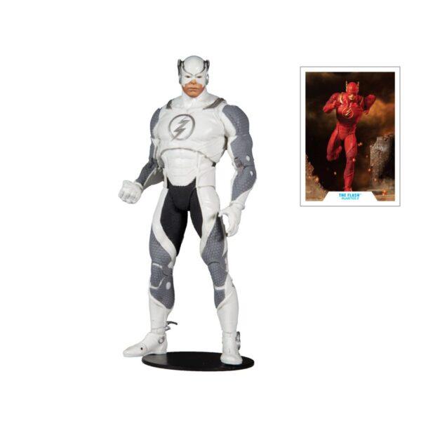 "DC Multiverse - Injustice 2 - The Flash Hot Pursuit 7"" Scale Action Figure"