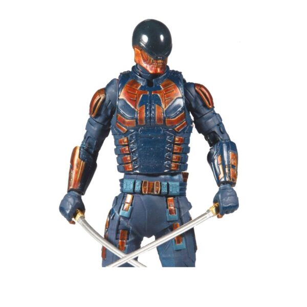 "The Suicide Squad - Bloodsport Masked 7"" Action Figure"