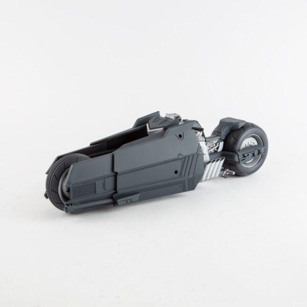 "DC Multiverse - Batman - White Knight Batcycle 7"" Scale Vehicle"