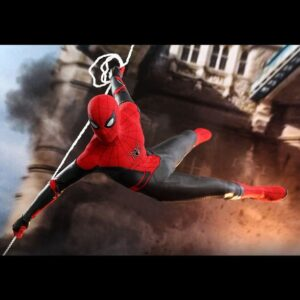Spider-Man: Far From Home - Spider-Man Upgraded Suit 1/6th Scale Hot Toys Action Figure