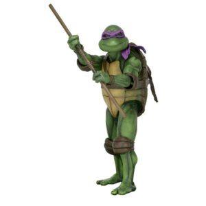 Teenage Mutant Ninja Turtles (1990) - Donatello 1:4 Scale Action Figure