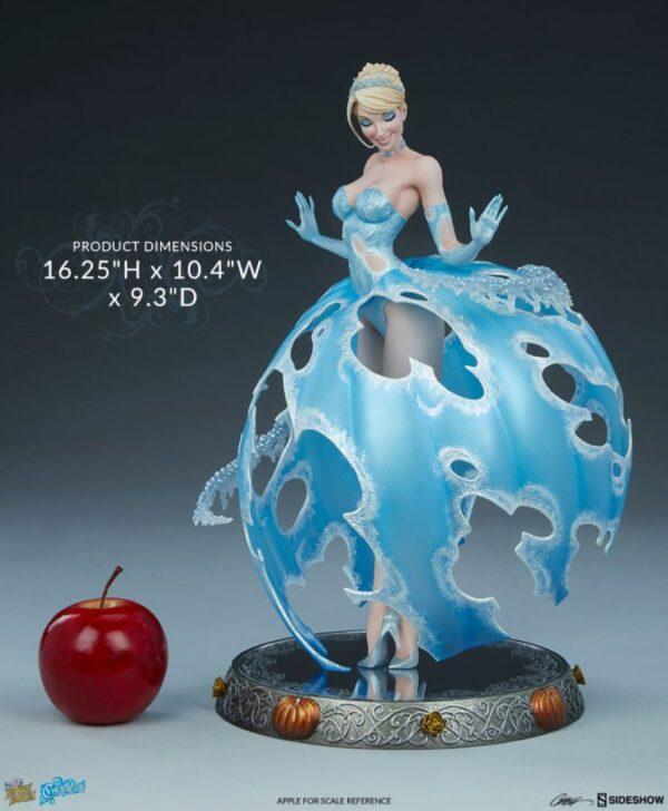 Cinderella - Cinderella Fairytale Fantasies Statue