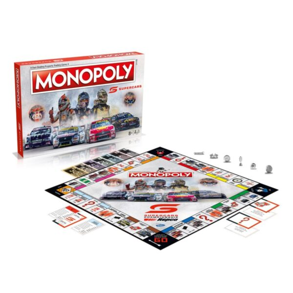 Monopoly - Supercars Edition
