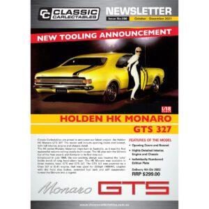 1:18 Holden HK Monaro - GTS 327