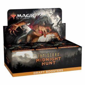 Magic the Gathering - Innistrad Midnight Hunt Draft Booster Display