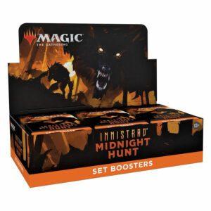 Magic the Gathering - Innistrad Midnight Hunt Set Booster Display