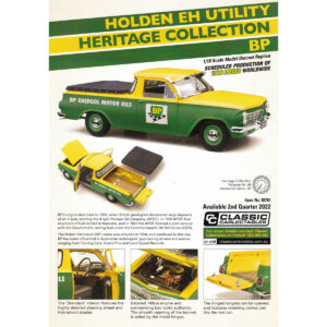 1:18 Holden EH Utility - Heritage Collection - BP
