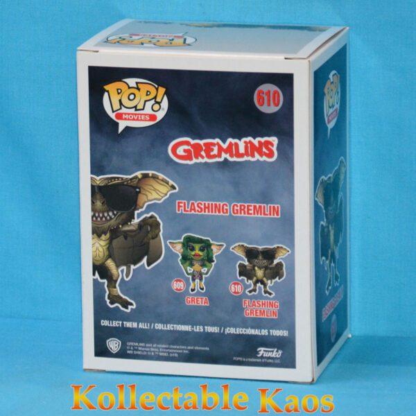 Gremlins 2 - Flashing Gremlin Pop! Vinyl Figure