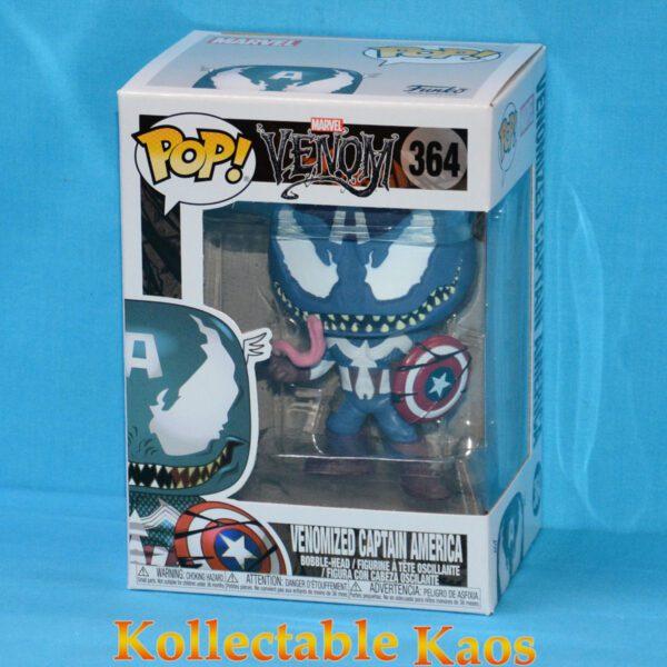 Venom - Venomized Captain America Pop! Vinyl Figure