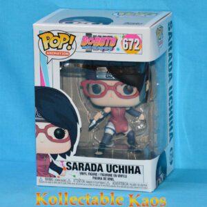 Boruto: Naruto Next Generations - Sarada Uchiha Pop! Vinyl Figure
