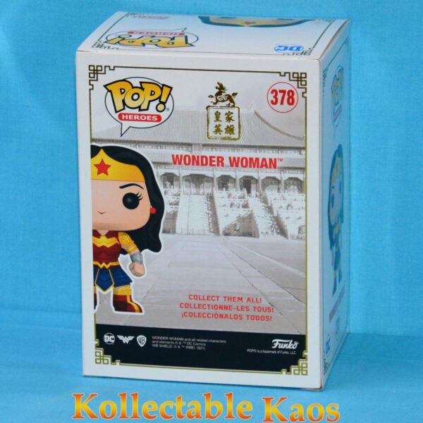 Wonder Woman - Imperial Palace Wonder Woman Pop! Vinyl Figure