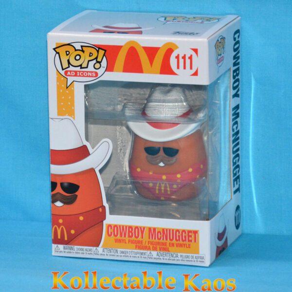 Icons - McDonald's Cowboy McNugget Pop! Vinyl Figure
