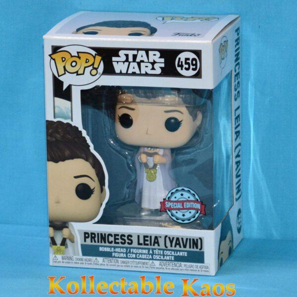 Star Wars: Across the Galaxy - Leia Yavin Ceremony Pop! Vinyl Figure