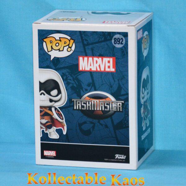 Marvel Comics - Taskmaster Year of the Shield Pop! Vinyl Figure