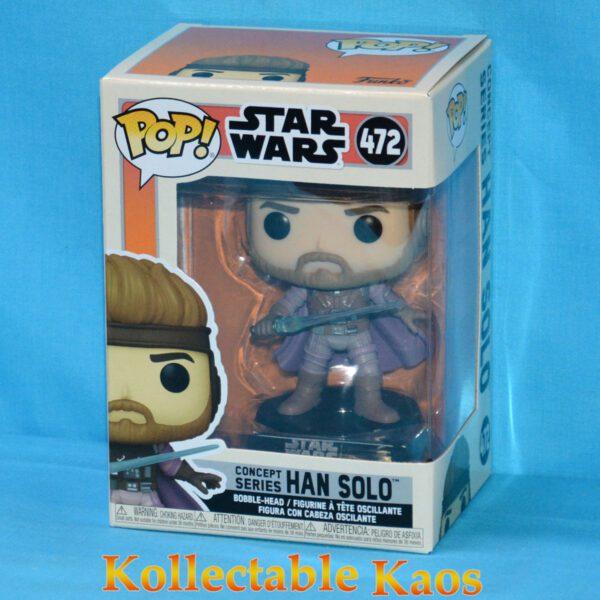 Star Wars: Concept Series - Han Solo Concept Pop! Vinyl Figure