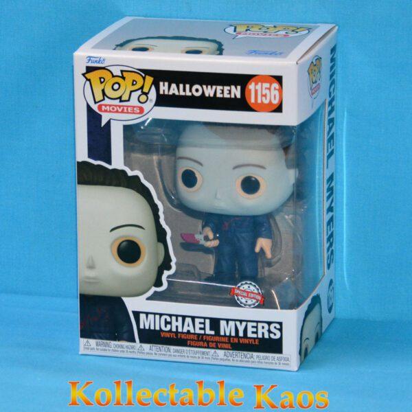 Halloween - Michael Myers with Bloody Knife Pop! Vinyl Figure