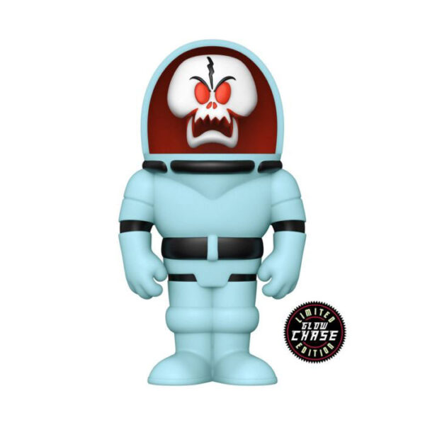 Scooby-Doo - Space Ghost Vinyl SODA Figure in Collector Can