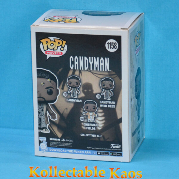 Candyman (2021) - Candyman with Bees Pop! Vinyl Figure