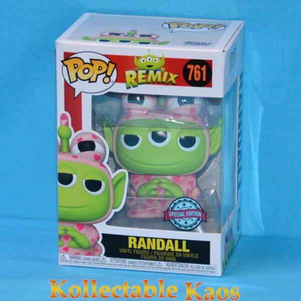 Pixar - Randall Alien Remix Pink Pop! Vinyl Figure