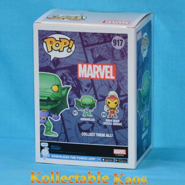 Marvel - Annihilus Pop! Vinyl Figure