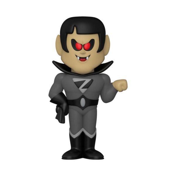 Super Friends - Zan Vinyl SODA Figure in Collector Can