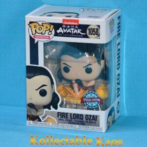 Avatar the Last Airbender - Firelord Ozai Pop! Vinyl Figure