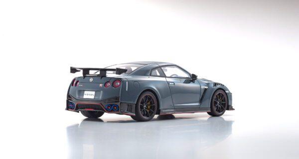 1:18 Nissan GT-R NISMO 2022 - Gray