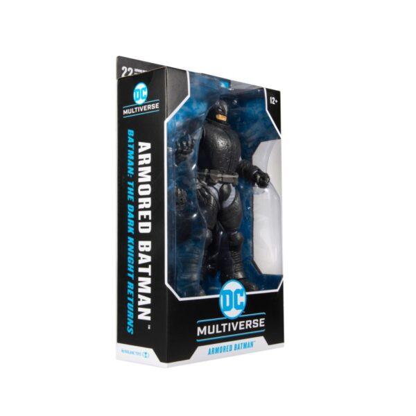 "DC Multiverse - The Dark Knight Returns - Armored Batman 7"" Scale Action Figure"