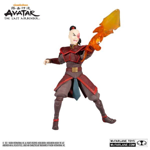 "Avatar: The Last Airbender - Prince Zuko 7"" Scale Action Figure"
